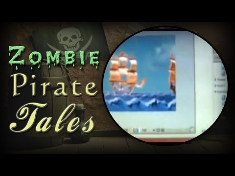 Zombie Pirates Diary: The DK 90 Day Challenge Day 9