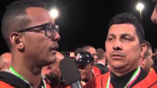 IBS2015: interviste dopo GARA 4 - RIMINI  BOLOGNA