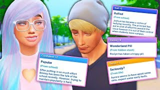NEW DRAMA SYSTEM, BIRTH CONTROL, CLASSES, TEEN PARTIES // THE SIMS 4 | SLICE OF LIFE UPDATE REVIEW