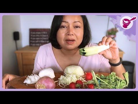 รีวิวผักอะไรใช้แทนมะละกอได้ในต่างแดน  ยายนางเดนมาร์คจ้า