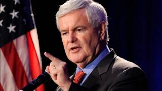 Newt Gingrich on The Sean Hannity Radio Show (1/11/2017)