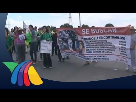 Investigan desaparición de peregrinos en Texcoco | Noticias del Estado de México
