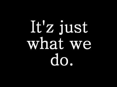 Florida Georgia Line - It'z Just What We Do lyrics