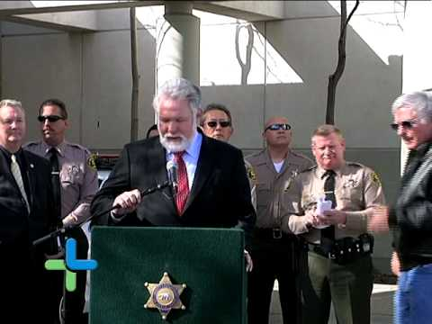 Lancaster Sheriff Station Named Research&Development Station
