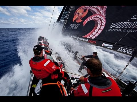 Winds of change - Volvo Ocean Race 2011-12