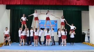 [NNGVN 20.11] Lớp 11B13 - Nhảy Cổ Động