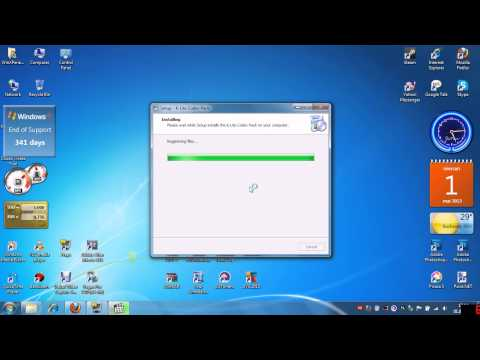 Installing K-Lite Codec Pack in Windows 7