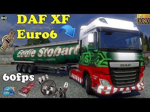 Euro Truck Simulator Eddie Stobart