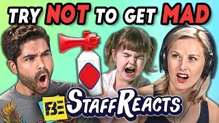 Try Not To Get Mad Challenge #4 (ft. FBE Staff)