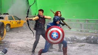How Hollywood creates movies