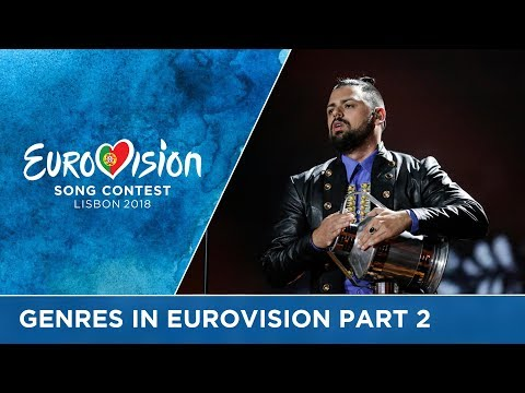 Genres at Eurovision Part II: Folk & Cultural influences