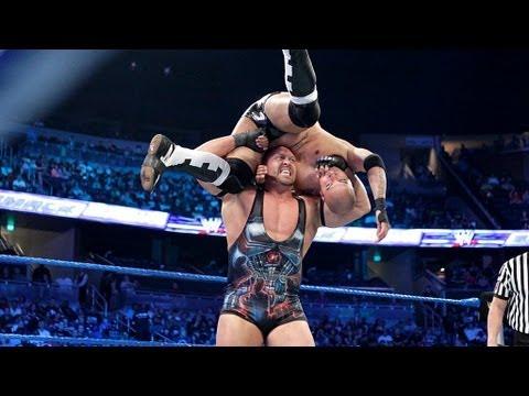 Ryback's WWE Debut