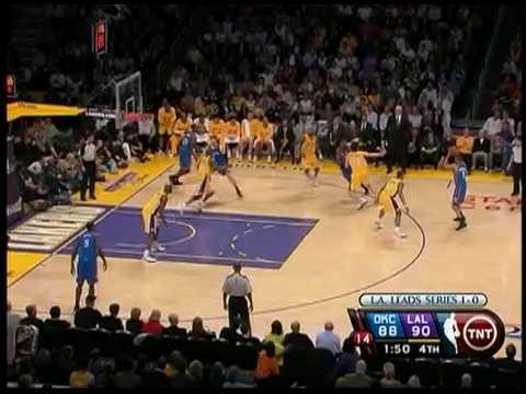 Kobe Injured? Los Angeles Lakers vs. Oklahoma City Thunder Game 2