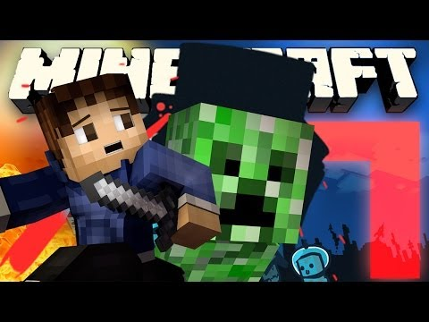 Ninja Creeper!? (minecraft Mod Let's Play: Attack Of The B Team With Woofless) - Episode 7 video