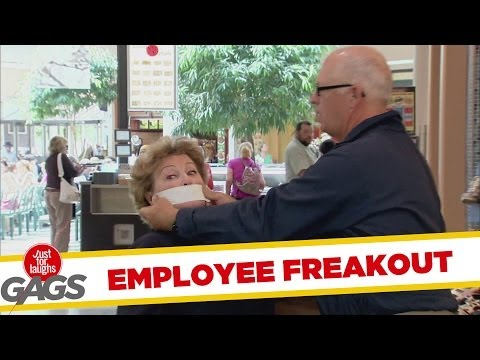 Employee FREAKS OUT at Mean Boss
