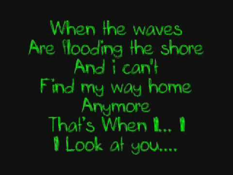 Miley Cyrus - When I Look At You (Lyrics) Music Videos