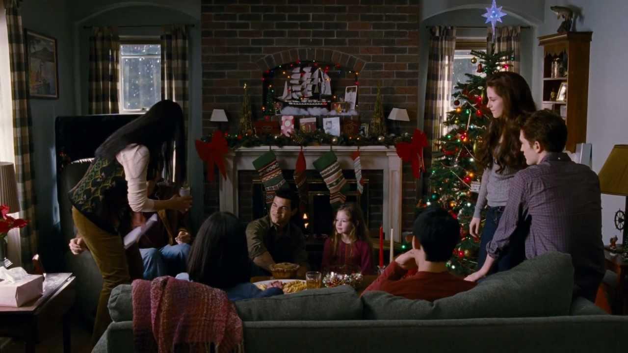 The Twilight Saga Breaking Dawn Part 2 Tv Spot Quot Holiday