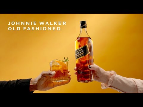 How to Make an Old Fashioned Cocktail | Johnnie Walker Cocktails