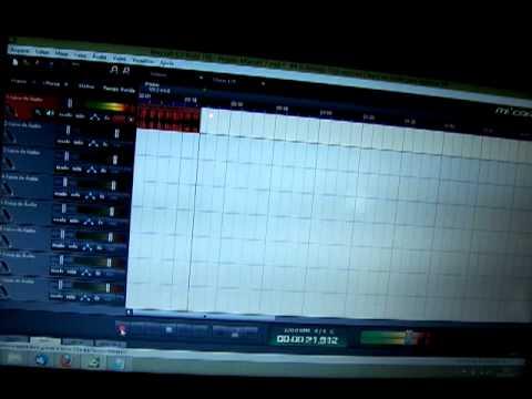 gravando do teclado para o pc sem entrada midi, mixcraft 6