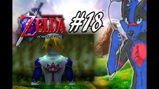 Let's Play Zelda Ocarina of Time Episode 18: Low Resolution Pixels Make You Blind