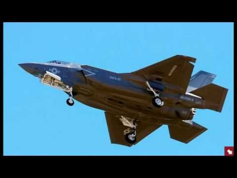 Ready for 2017: U.S. Military to Base 48 New Stealth F-35 Fighter Jets In UK!