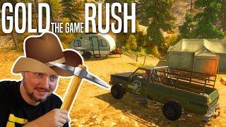 SÅ STARTER VI! - Gold Rush The Game Dansk Ep 1