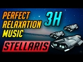 Lagu 3 Hours of Relaxing Cosmos Music  Stellaris Full Soundtrack  HQ  Extended