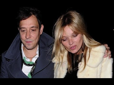 Kate Moss' 38 Birthday Shenanigans - Splash News