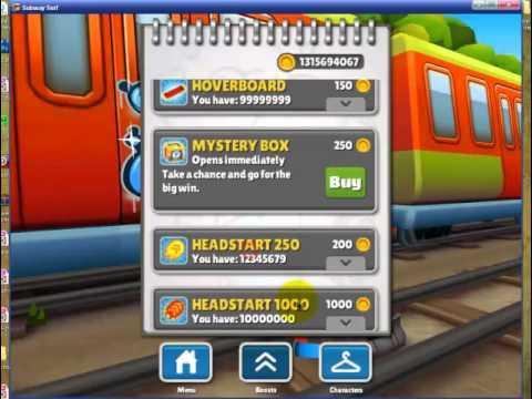 Взлом игры Subway Surfers (android) Game Killer. Как взломать игру на день