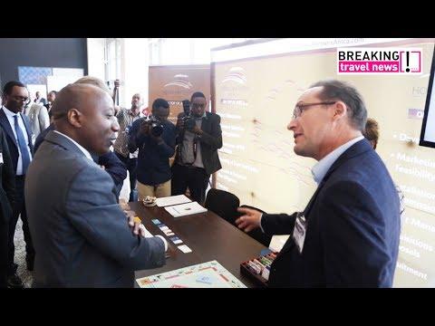Rwandan prime minister Ngirente opens AHIF 2017