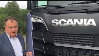 A Week in Trucks - New Scania, Daf competition, International Truck of the Year shortlist
