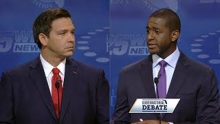 Deadlocked Florida governor race reaches fever pitch