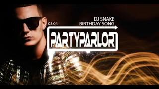 Dj snake birthday song mp3 download