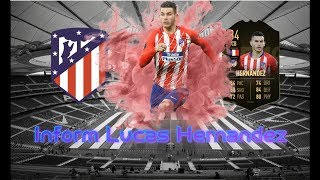FIFA 19 INFORM (IF) HERNANDEZ PLAYER REVIEW | BEST FIFA 19 DEFENDER? | FIFA 19 ULTIMATE TEAM
