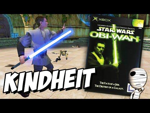 Star Wars Spiel meiner Kindheit! - Star Wars: Obi-Wan - deutsch Gameplay