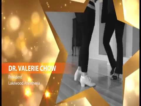 Dancing with the Kansas City Stars 2014 - Dr. Valerie Chow