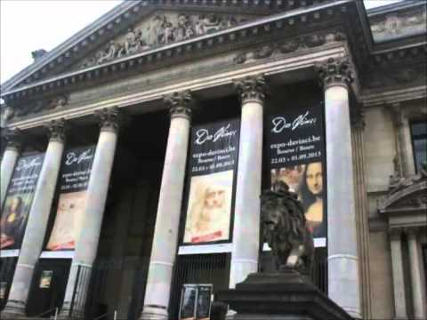 Brussels Stock Exchange - Vacation Travel Guide | RatedLife  -  Monica Raj