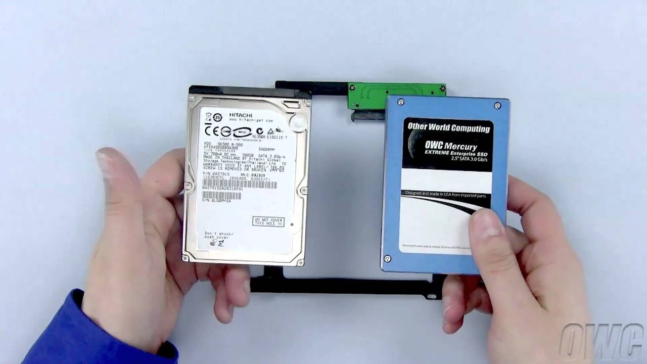 how to know macbook pro hard drive dead