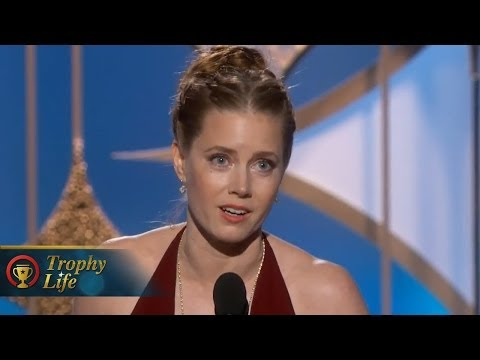 Amy Adams and Cate Blanchett Win Best Actress -- Golden Globes 2014