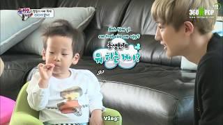 Vietsub Re.. of Super.. EXO(Chanyeol,Baekhuyn) EXOTeam