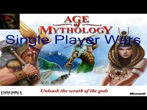 Age of Mythology - Single Player War: #1