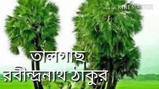 তালগাছ বাংলা কবিতা l রবীন্দ্রনাথ ঠাকুর l Talgach Bengali Recitation l Rabindranath Tagore