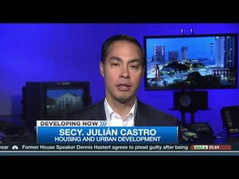 Julian Castro Endorses Hillary Clinton, talks Republican Hispanic support