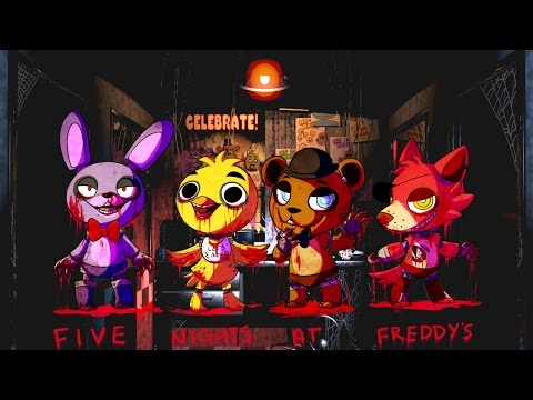 Five Nights At Freddy's - Biggest Pussy In Australia!!! video
