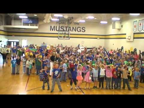 """I'M THE MAN"" VIDEO BY THE NEW HAVEN SCHOOL STUDENTS - 05/22/2014"