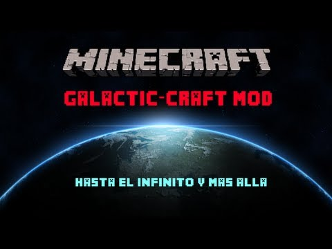 Minecraft 1.5.1: Galacticraft Mod Review - Español (CENSURADO por lo q no hay Musica)