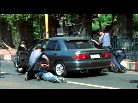 Pasig Police Holdup and Hostage Scenario part1