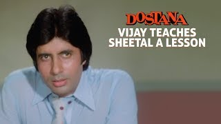 Download Dostana (1980) - Full Movie | Part 2 | Amitabh Bachchan, Shatrughan Sinha, Zeenat Aman 3Gp Mp4