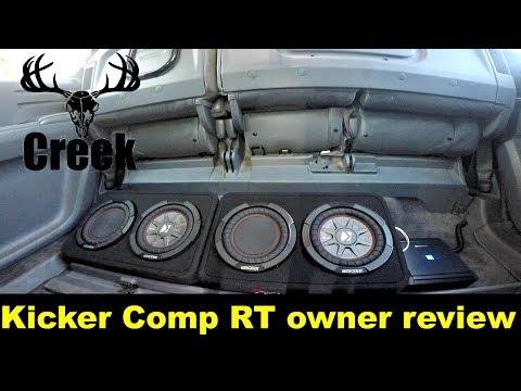Kicker comp rt overview and honda ridgeline update
