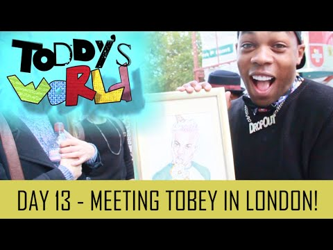 Toddy's World - Day 13